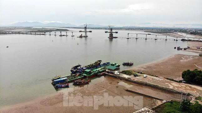 Khám phá cầu đường bộ dài nhất miền Trung nối Nghệ An và Hà Tĩnh ảnh 8