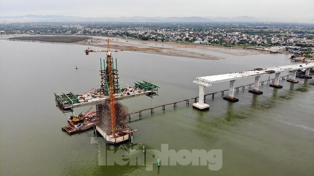 Khám phá cầu đường bộ dài nhất miền Trung nối Nghệ An và Hà Tĩnh ảnh 9