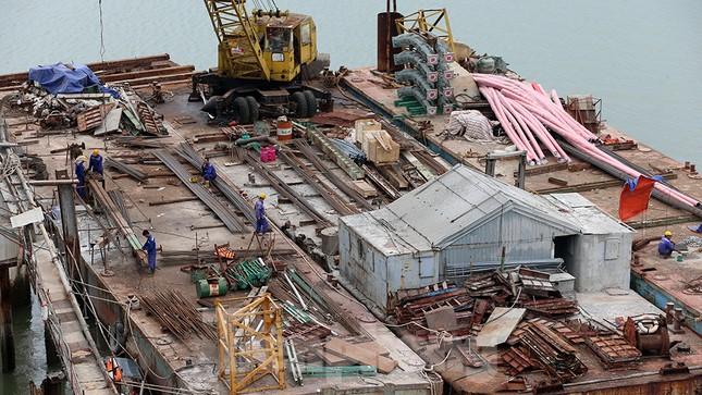 Khám phá cầu đường bộ dài nhất miền Trung nối Nghệ An và Hà Tĩnh ảnh 13