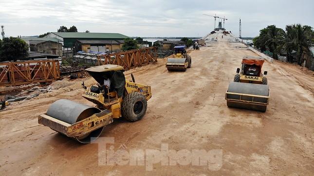 Khám phá cầu đường bộ dài nhất miền Trung nối Nghệ An và Hà Tĩnh ảnh 16