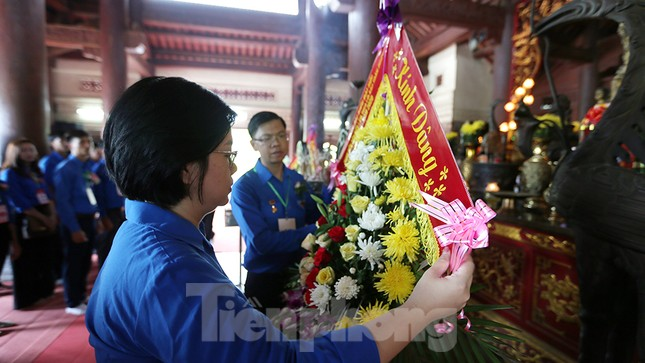 Thành kính dâng hương tại khu di tích quốc gia đặc biệt Truông Bồn ảnh 3