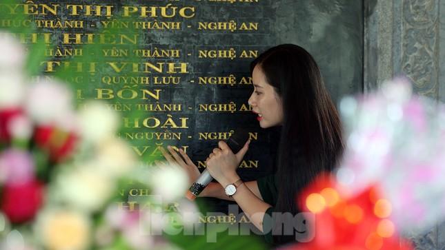 Thành kính dâng hương tại khu di tích quốc gia đặc biệt Truông Bồn ảnh 7