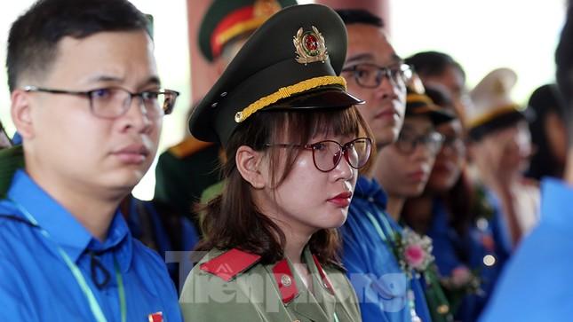 Thành kính dâng hương tại khu di tích quốc gia đặc biệt Truông Bồn ảnh 11