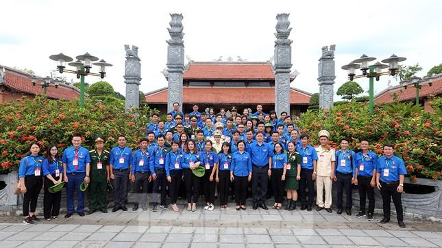 Thành kính dâng hương tại khu di tích quốc gia đặc biệt Truông Bồn ảnh 13
