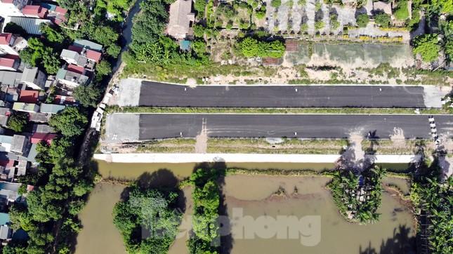 Nhìn gần con đường 'nghìn tỷ' ở trung tâm Hà Nội sau hai năm làm được vài trăm mét ảnh 6