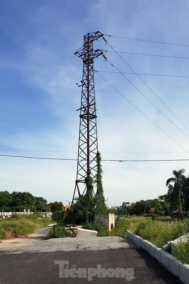 Nhìn gần con đường 'nghìn tỷ' ở trung tâm Hà Nội sau hai năm làm được vài trăm mét ảnh 8