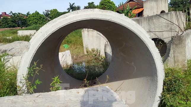 Nhìn gần con đường 'nghìn tỷ' ở trung tâm Hà Nội sau hai năm làm được vài trăm mét ảnh 9