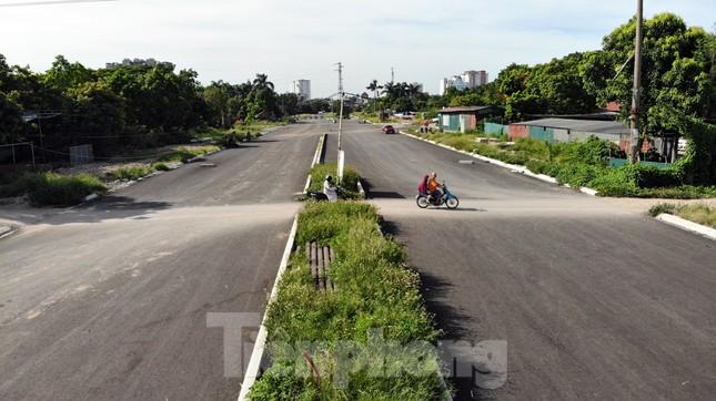 Nhìn gần con đường 'nghìn tỷ' ở trung tâm Hà Nội sau hai năm làm được vài trăm mét ảnh 12