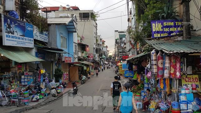 Cận cảnh nơi dự kiến xây dựng cầu Trần Hưng Đạo nối quận Long Biên - Hoàn Kiếm ảnh 2