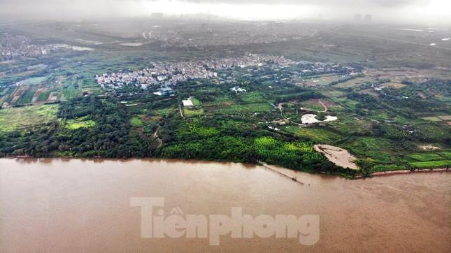 Cận cảnh nơi dự kiến xây dựng cầu Trần Hưng Đạo nối quận Long Biên - Hoàn Kiếm ảnh 6