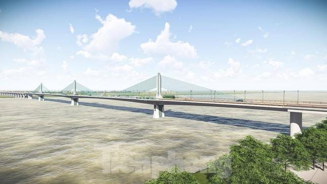 Cận cảnh nơi dự kiến xây dựng cầu Trần Hưng Đạo nối quận Long Biên - Hoàn Kiếm ảnh 10