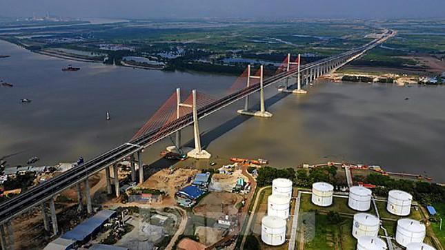 Ngắm cây cầu được ví là đòn bẩy phát triển kinh tế Quảng Ninh ảnh 9