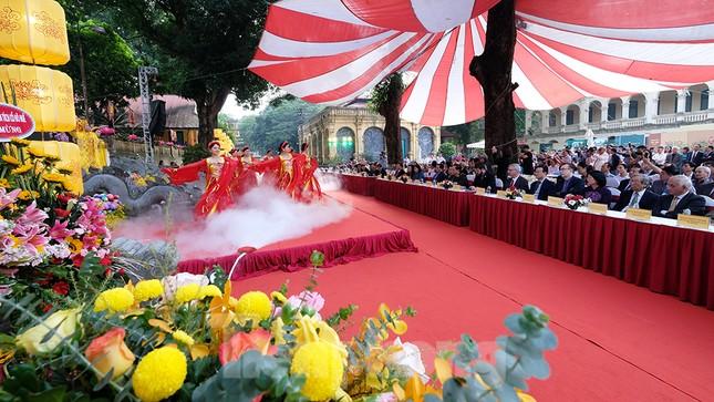 10 năm Hoàng Thành Thăng Long được vinh danh Di sản văn hóa thế giới ảnh 1