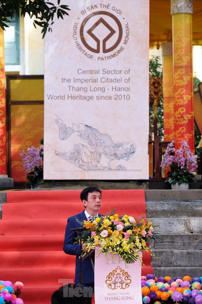 10 năm Hoàng Thành Thăng Long được vinh danh Di sản văn hóa thế giới ảnh 2