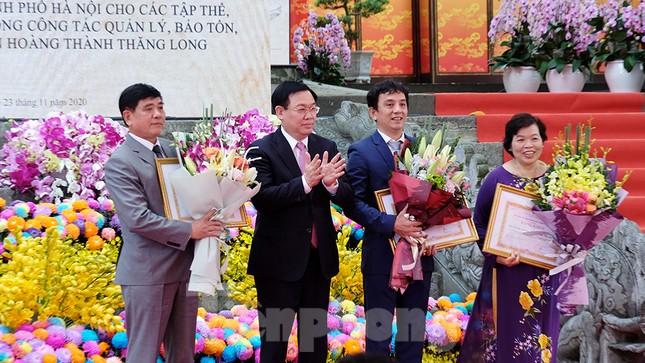 10 năm Hoàng Thành Thăng Long được vinh danh Di sản văn hóa thế giới ảnh 4