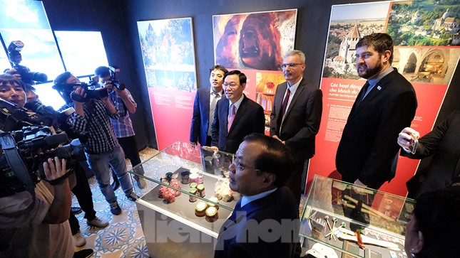 10 năm Hoàng Thành Thăng Long được vinh danh Di sản văn hóa thế giới ảnh 7