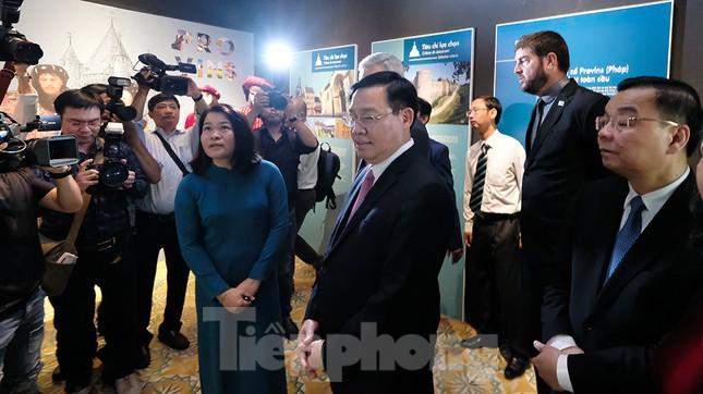 10 năm Hoàng Thành Thăng Long được vinh danh Di sản văn hóa thế giới ảnh 8