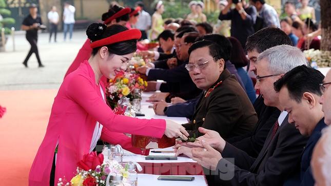 10 năm Hoàng Thành Thăng Long được vinh danh Di sản văn hóa thế giới ảnh 14