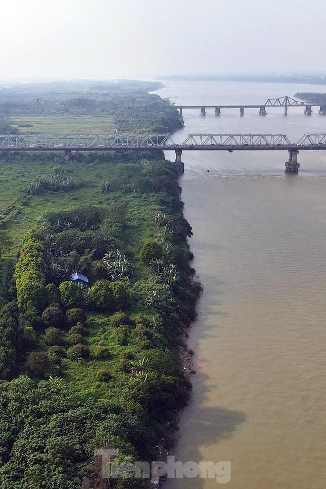 Cận cảnh những lô đất 'đắc địa' nằm trong quy hoạch sông Hồng ảnh 3
