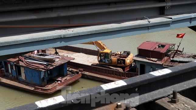 Bắt đầu 15 ngày sửa chữa trụ cầu Đuống ảnh 6