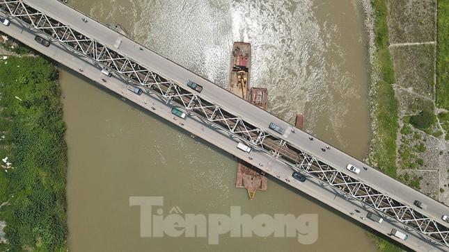 Bắt đầu 15 ngày sửa chữa trụ cầu Đuống ảnh 7