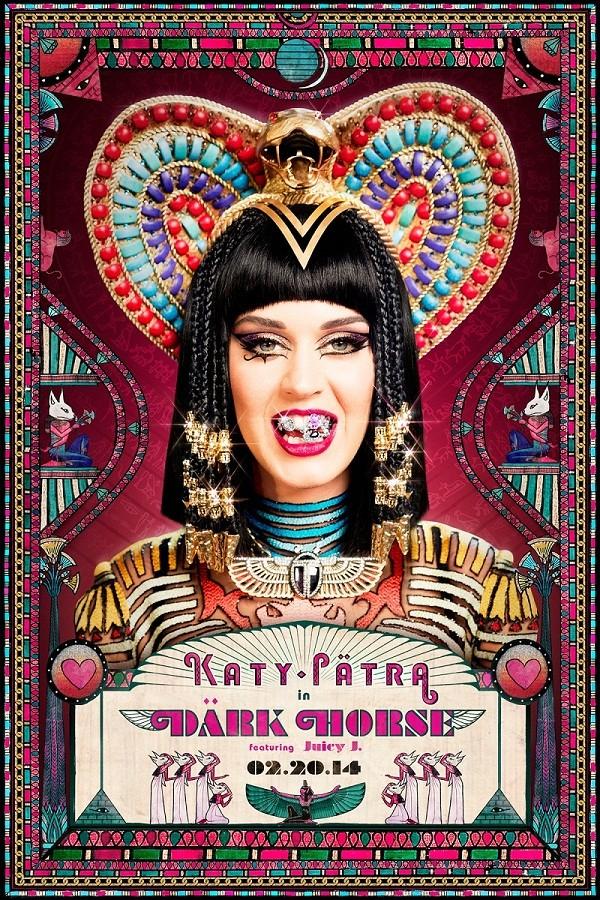 Katy Perry trổ tài múa cột điêu luyện ảnh 1