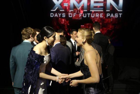 Phạm Băng Băng, Jennifer Lawrence lộng lẫy dự lễ ra mắt phim ảnh 8