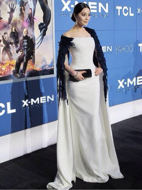 Phạm Băng Băng, Jennifer Lawrence lộng lẫy dự lễ ra mắt phim ảnh 6