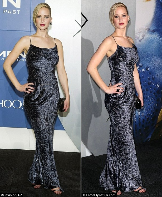 Phạm Băng Băng, Jennifer Lawrence lộng lẫy dự lễ ra mắt phim ảnh 2