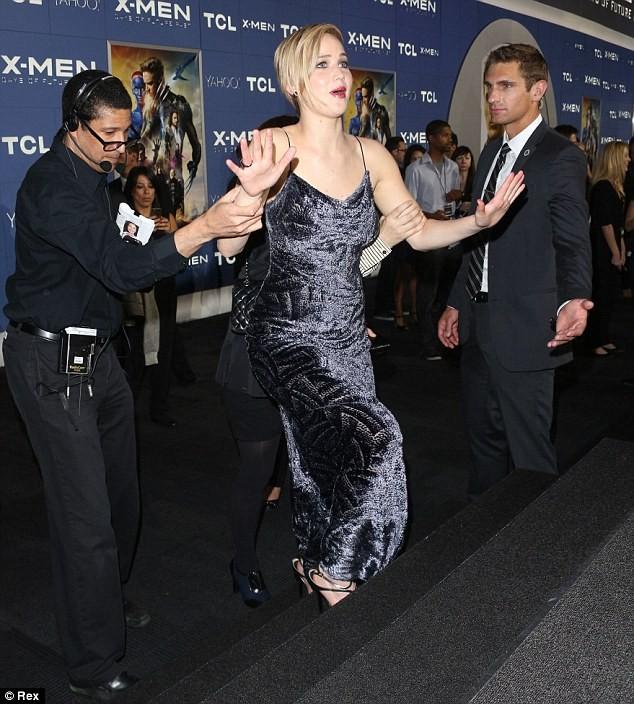 Phạm Băng Băng, Jennifer Lawrence lộng lẫy dự lễ ra mắt phim ảnh 4