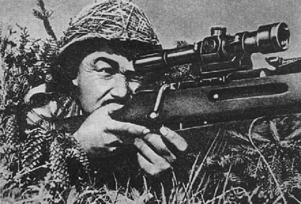 10 tay súng bắn tỉa đáng sợ nhất trong Thế chiến II ảnh 5