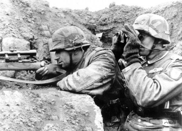 10 tay súng bắn tỉa đáng sợ nhất trong Thế chiến II ảnh 3