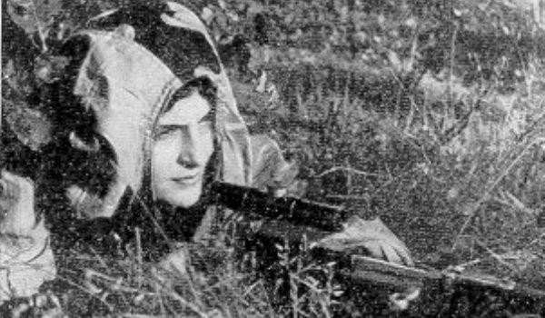 10 tay súng bắn tỉa đáng sợ nhất trong Thế chiến II ảnh 9