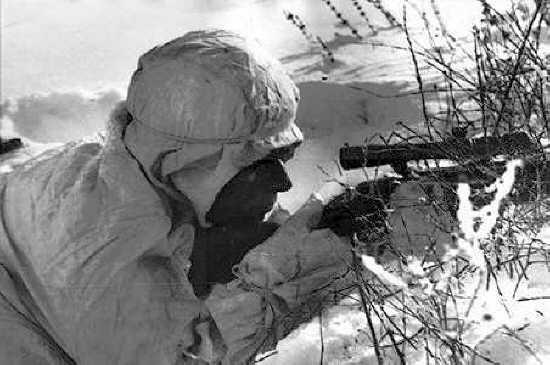 10 tay súng bắn tỉa đáng sợ nhất trong Thế chiến II ảnh 7