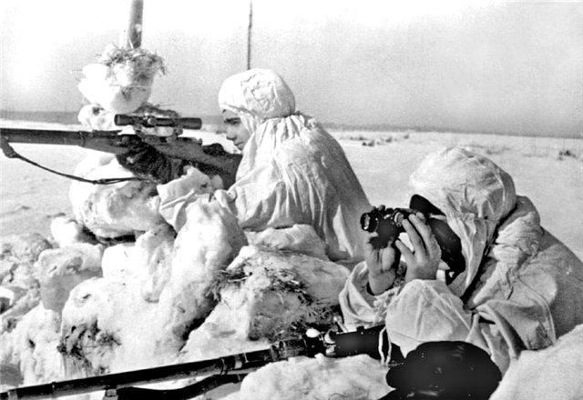 10 tay súng bắn tỉa đáng sợ nhất trong Thế chiến II ảnh 2