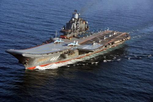 Hé lộ chi tiết về siêu tàu sân bay Nga sắp đóng ảnh 9