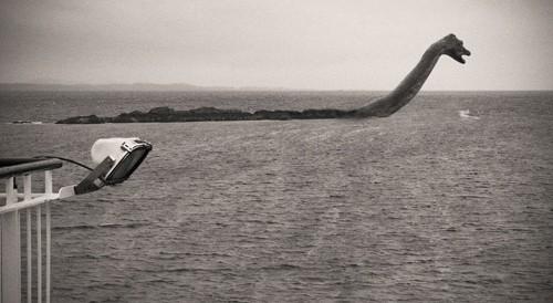 Dành một phần tư thế kỷ giải mã bí ẩn quái vật hồ Loch Ness ảnh 1
