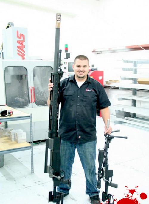 """Cận cảnh các loại súng bắn tỉa """"hầm hố"""" nhất hiện nay ảnh 10"""