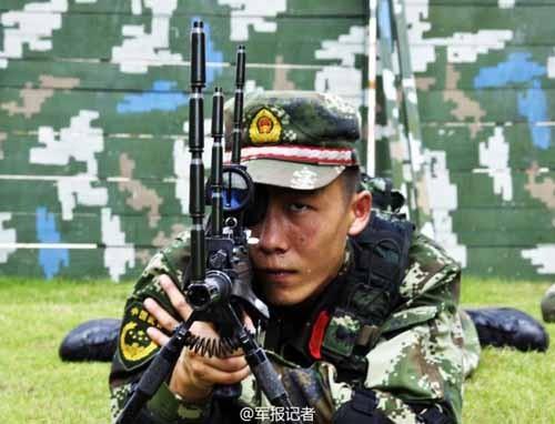 Cận cảnh phương pháp huấn luyện lính bắn tỉa ở Trung Quốc ảnh 2