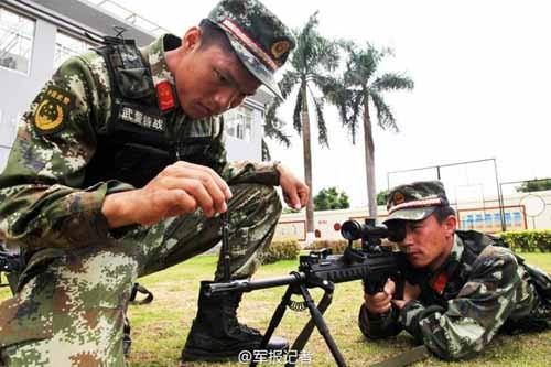 Cận cảnh phương pháp huấn luyện lính bắn tỉa ở Trung Quốc ảnh 1