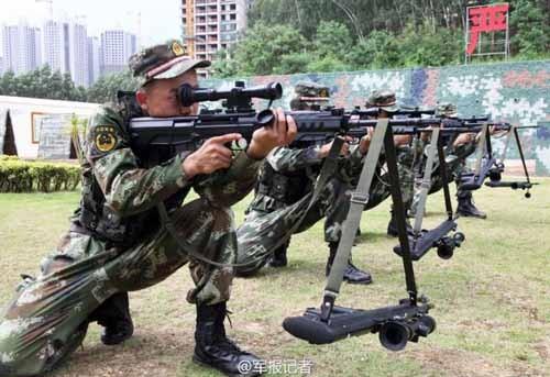 Cận cảnh phương pháp huấn luyện lính bắn tỉa ở Trung Quốc ảnh 3