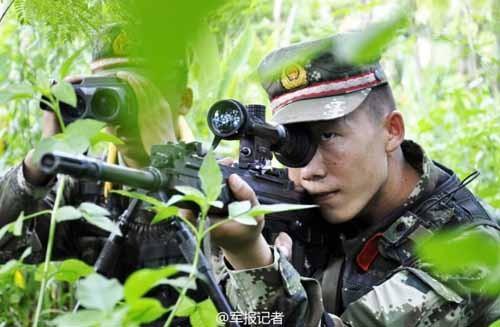 Cận cảnh phương pháp huấn luyện lính bắn tỉa ở Trung Quốc ảnh 4