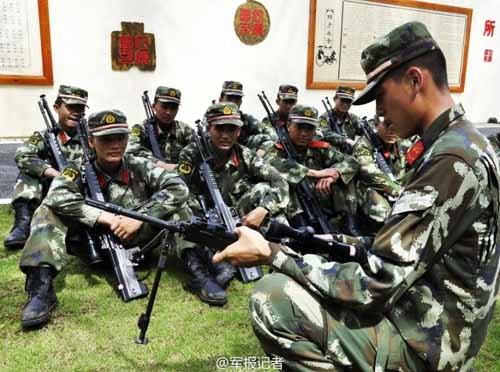 Cận cảnh phương pháp huấn luyện lính bắn tỉa ở Trung Quốc ảnh 5