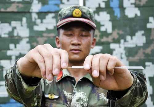 Cận cảnh phương pháp huấn luyện lính bắn tỉa ở Trung Quốc ảnh 6