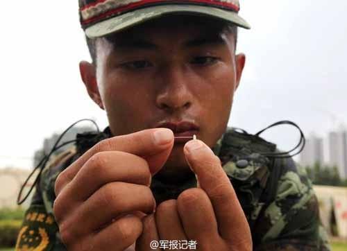 Cận cảnh phương pháp huấn luyện lính bắn tỉa ở Trung Quốc ảnh 7