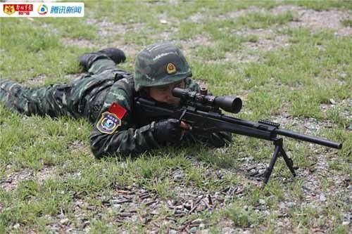 Cận cảnh phương pháp huấn luyện lính bắn tỉa ở Trung Quốc ảnh 8