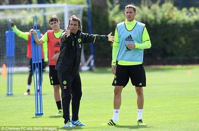 HLV Conte 'thổi lửa' cho Chelsea ngay ngày ra mắt ảnh 6