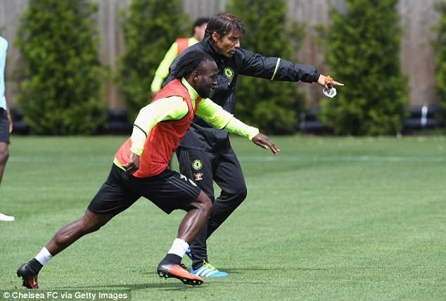 HLV Conte 'thổi lửa' cho Chelsea ngay ngày ra mắt ảnh 7