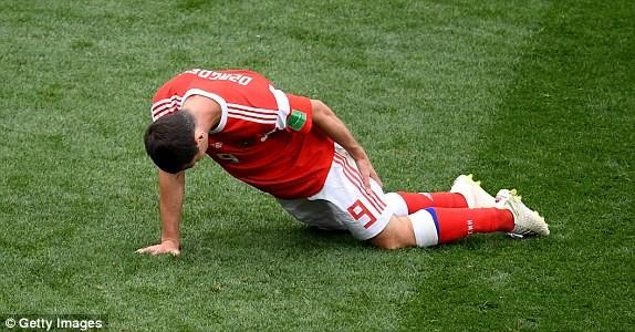 Nga thắng Saudi Arabia '5 sao' ở trận khai mạc World Cup ảnh 24