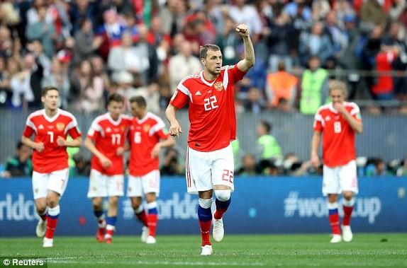 Nga thắng Saudi Arabia '5 sao' ở trận khai mạc World Cup ảnh 31